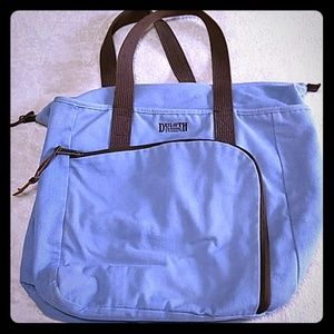 Duluth Trading Canvas Overnight Bag